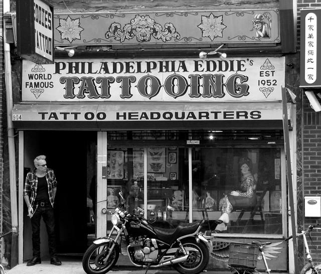 Philadelphia eddie 39 s tattooing flickr photo sharing for Eddies tattoos philadelphia
