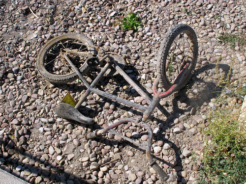 Rusty Abondoned Bike-Great Falls Montana and Missouri River (4) | by moelynphotos