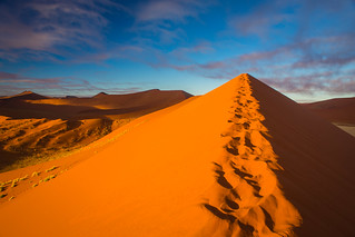 Sossusvlei | by Aaron Miller - Postcard Intellect