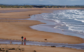 Seaton Sluice Beach Dog Walkers | by Gilli8888