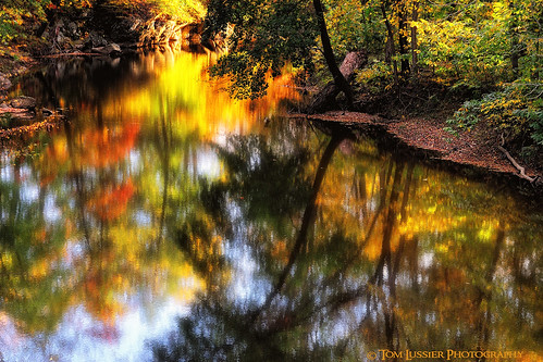 Catoctin Creek Autumn | by Tom Lussier Photography