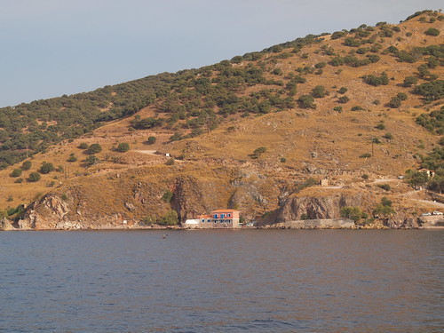 Greece, A boat-trip along the coast from Molivos to Skala Sikamineas, 021 | by Andy von der Wurm