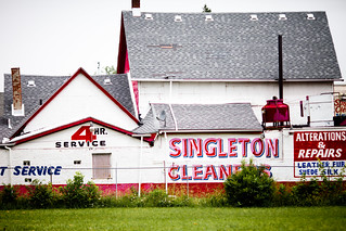 Singleton Cleaners | by Thomas Hawk