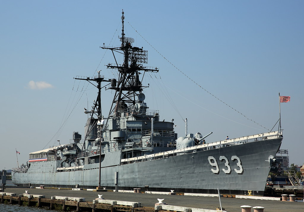 USS Barry DD-933 | The...