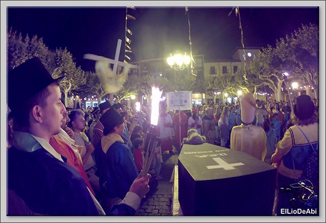 Briviesca en Fiestas 2016 Jira campestre, entierro de San Roquín, subida de las blusas y traca Fin de Fiestas 5