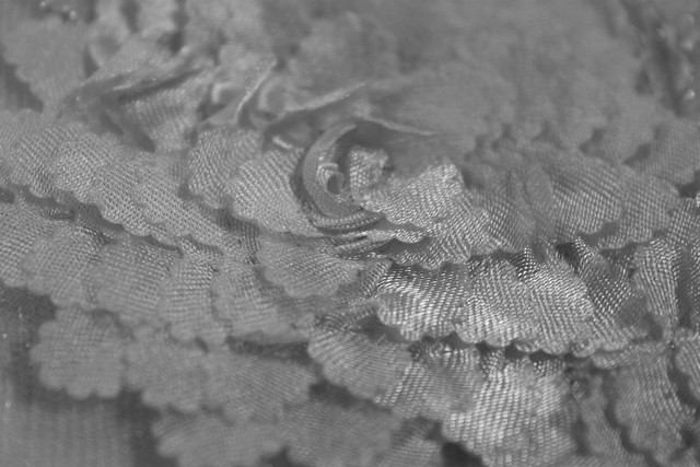 wedding table cloth texture