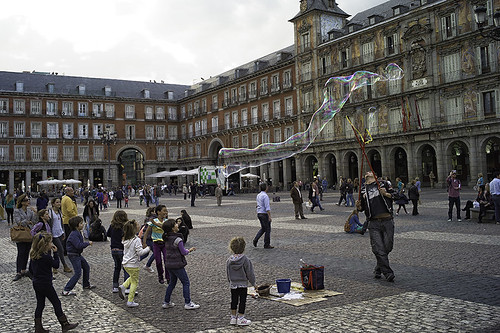 Plaza Mayor | by Luis Borges Alves