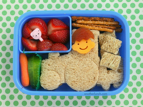 Tractor Bento | by anotherlunch.com