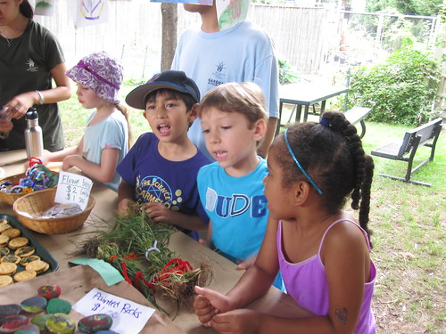 Market Day in the Children's Garden | by Brooklyn Botanic Garden
