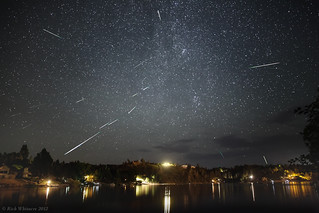 Perseids 2012 | by Rick Whitacre