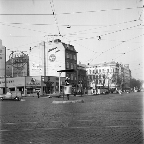 Hamburg in 1956 | by Stockholm Transport Museum Commons