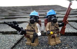 Belgium WWI Soldiers | by The Brick Guy