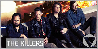 The Killers in VidZone | by PlayStation Europe