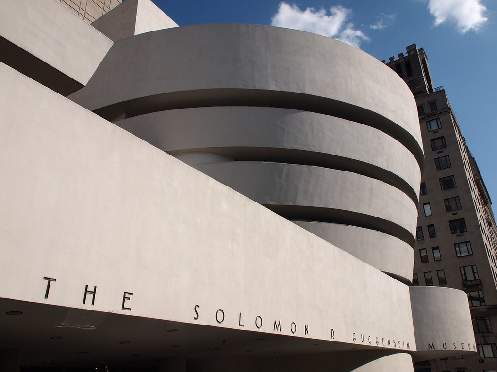 Contemporary Art The Guggenheim Museum ...