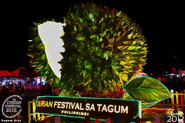 Durian Festival sa Tagum