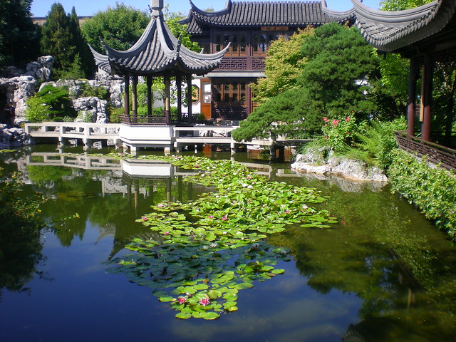 Chinese Garden Portland Oregon Summer 2012 036 Flickr Photo Sharing