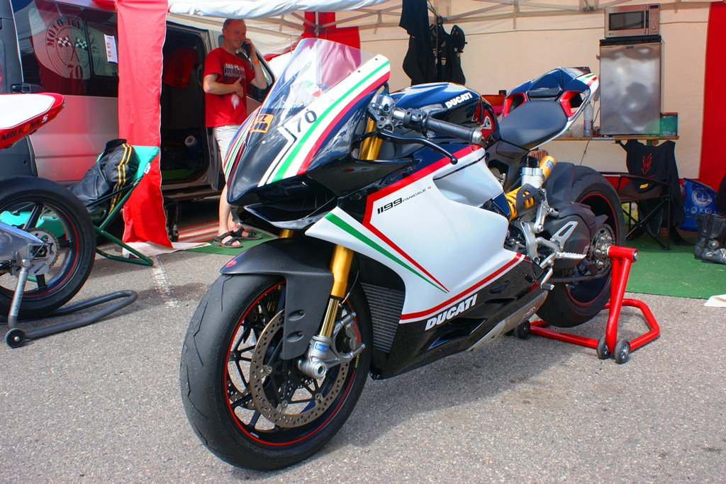 Ducati  Tricolore For Sale