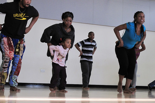 Family Learning Open Weekend event  © Irie! dance theatre 2012 | by Royal Opera House Covent Garden