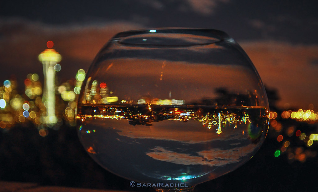 Optical Illusion Sunken City Experiment Gt A Wine Glass