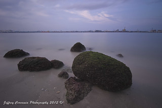 """The Rock"" :: Punggol Beach Singapore 