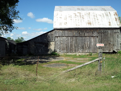 Weathered Barn,near Brockvill, Ont. | by Peck'sPhotos