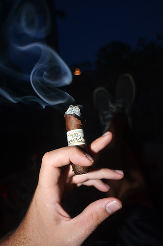 Liga Privada t52 smoke | by Steve Nawrocki