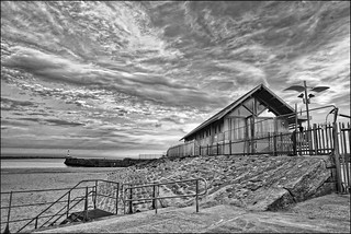 The Hut. Seaham Harbour. | by AlanHowe :)
