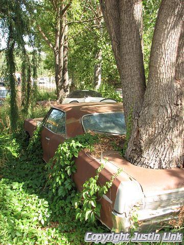 1959 Chevrolet Impala HT Mod Brown Metallic Interior