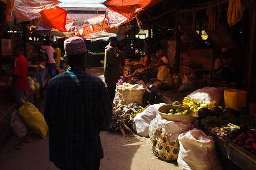 Entering Darajani Market | by BetterLifeCycle