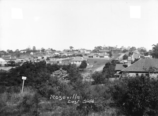 View of the eastside of Roseville (NSW) | by State Archives NSW