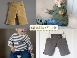 sailboat pants and tops | by skirt_as_top