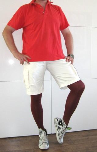 Pantyhose unisex fashion