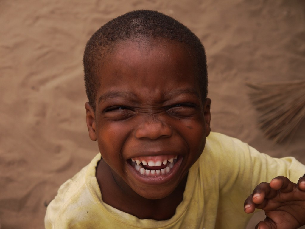 Laughing Boy Ghana Gina Gleeson Flickr