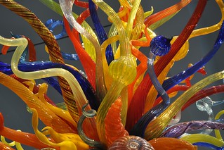 Milwaukee Art Museum Chihuly | by mark willocks