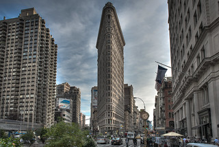 HDR Photo of the Flatiron Building | by kriskoeller
