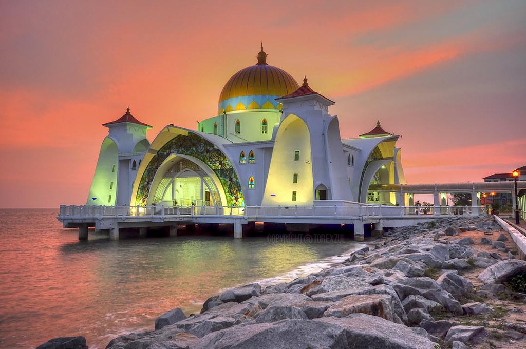 Homestay Masjid Selat Melaka Masjid Selat Melaka ii