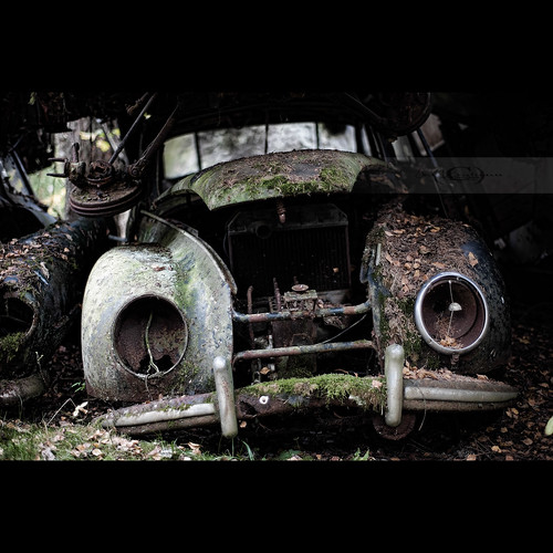 The Car Cemetery | by geirkristiansen.net.