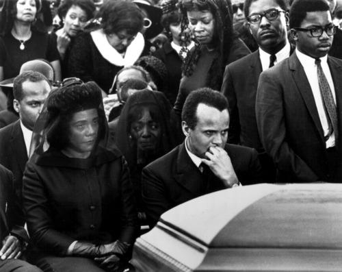 Coretta Scott King In This 1968 Atlanta Journal