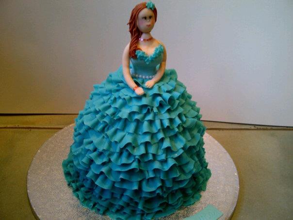 My big fat gypsy wedding birthday cake | Kinderella Cakes | Flickr