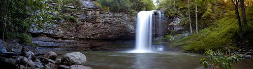 Cherokee Falls at Cloudland Canyon State Park | by Dennis Tudor Photography