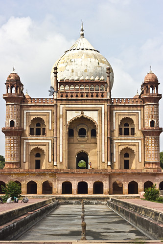 Entrance view of Safdarjung Tomb | by AnkurDauneria