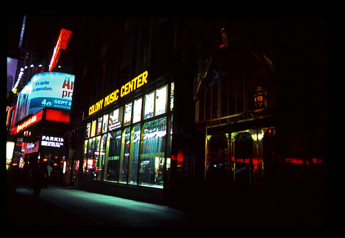 Brill Building/Colony Records (closing weekend) | by metro special