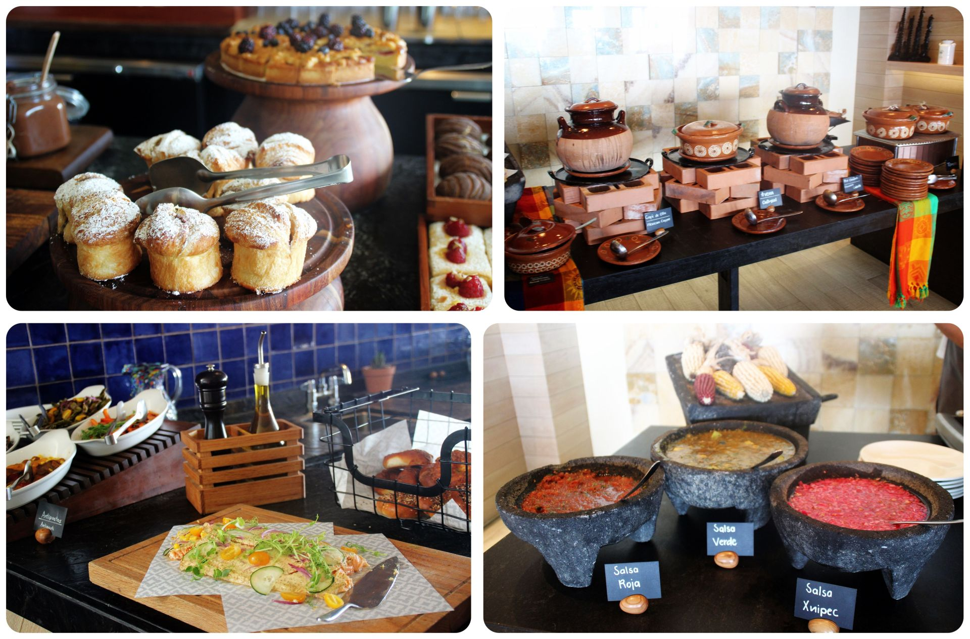 Grand Hyatt Resort Playa del Carmen Breakfast Buffet