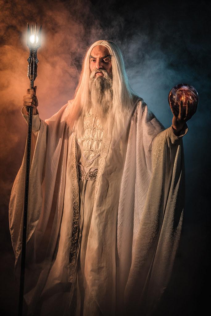 Saruman | Saruman the White - The Lord of the Rings ...