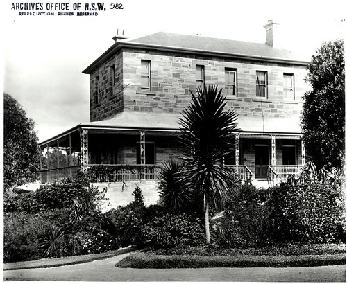 Medical Superintendent's Residence at Gladesville Hospital | by NSW State Archives and Records