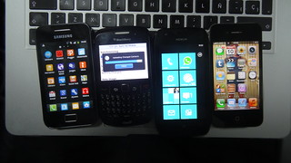 Friday Mobile > Android - Blackberry - Windows Phone- iOS | by Carlos Varela