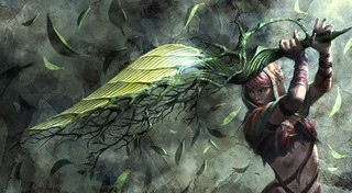 Soul Sacrifice: Plant Sword | by PlayStation.Blog
