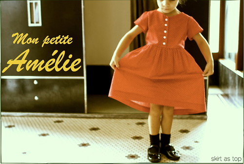 petite amelie | by skirt_as_top