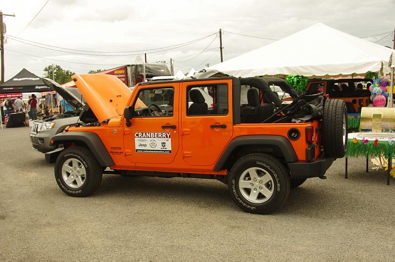 Cranberry Jeep Jeep Wrangler Jkl Day 3 Ruff N Tuff Flickr