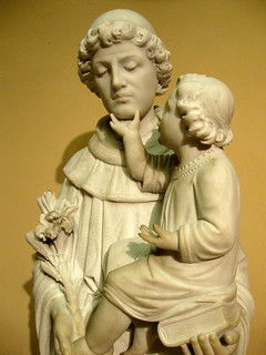 Saint Anthony of Padua (Explore #419, 8/17/12) | by Puzzler4879